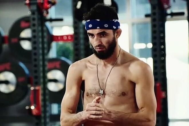 Украинский боец 4 сентября дебютирует в UFC