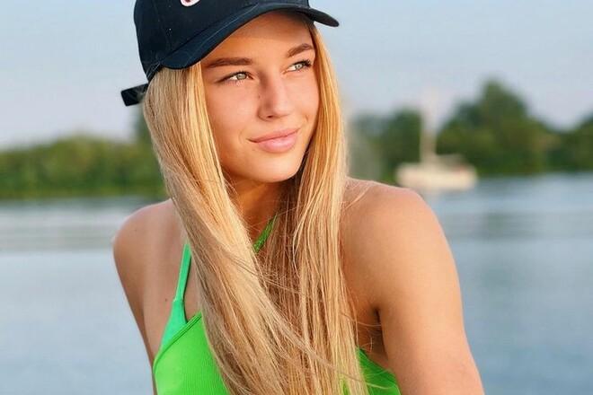 ФОТО. Дарья Билодид набрала 500 тысяч подписчиков в Instagram