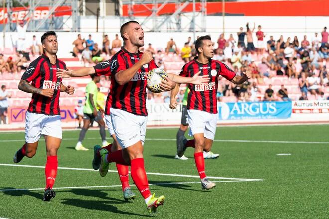 Впервые в истории. Клуб из Гибралтара будет играть в группе евротурнира