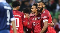 Бавария выиграла матч Кубка Германии со счетом 12:0