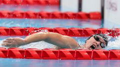 Украинка Мерешко завоевала серебряную медаль вслед за золотом