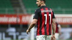 ВІДЕО. Ібрагімович забиває красиві голи на тренуванні Мілана