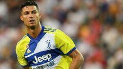 Агент убедил Роналду перейти в Манчестер Сити