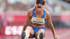 Десятая медаль на Паралимпиаде. Павленко завоевала бронзу в прыжках в длину