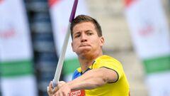 Украинец с рекордом Европы завоевал серебро Паралимпиады в метании копья