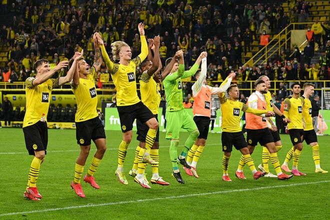 Боруссия Дортмунд – Хоффенхайм – 3:2. Видео голов и обзор матча