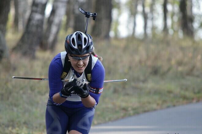 ЛЧМ-2021 по биатлону. Джима стала пятой в спринте