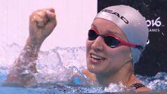 Денисенко завоевала третью в карьере медаль на Паралимпиаде