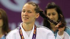 Николайчик спустя 9 лет снова добыла бронзовую медаль Паралимпиады