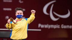 Украинка Шевчук завоевала золото Паралимпиады в пауэрлифтинге
