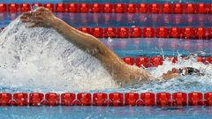 Украинский пловец Клипперт добыл серебряную медаль на Паралимпиаде