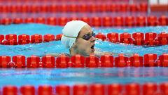 Украинская пловчиха Стеценко завоевала золотую медаль на Паралимпиаде