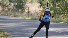 ЛЧМ-2021 по биатлону. Блашко и еще 4 украинки вышли в финал суперспринта