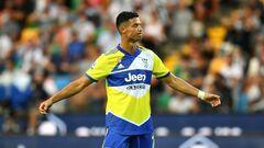 «Роналду хочет уйти из Ювентуса». Тренер Юве подтвердил вероятный трансфер