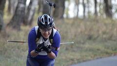 ЛЧМ-2021 по биатлону. Джима завоевала серебро в суперспринте