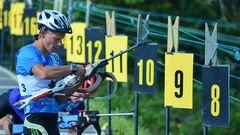 ЛЧМ-2021 по биатлону. 4 украинца отобрались в финал мужского суперспринта