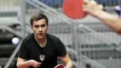 Май стал бронзовым призером Паралимпиады в настольном теннисе