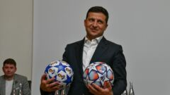 Вице-президент Кривбасса: «Зеленский переживает о судьбе нашего клуба»