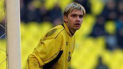 20 лет назад умер украинский вратарь Сергей Перхун