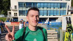 ЛЧМ-2021 по биатлону. Грущак занял четвертое место в спринте