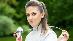 Фехтовальщица Морквич завоевала серебряную медаль Паралимпиады