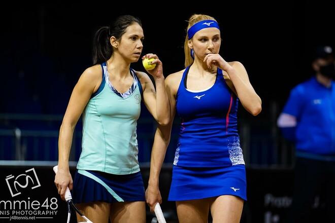 Надежда Киченок в паре с Олару выиграла турнир в Чикаго