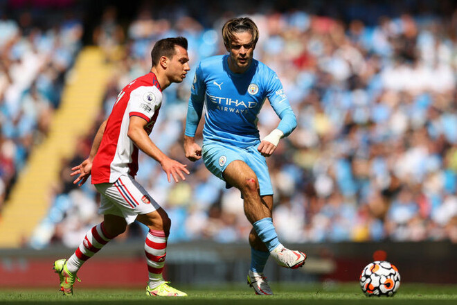 Манчестер Сити — Арсенал — 5:0. Видео голов и обзор матча