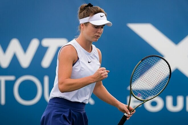 Рейтинг WTA. Рекорд Костюк, Свитолина вышла на пятое место