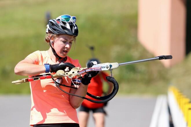ЛЧМ-2021 по биатлону. Джима завоевала второе серебро