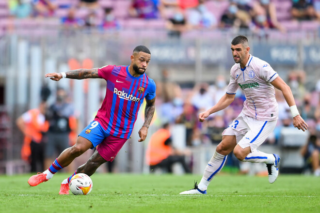 Барселона – Хетафе – 2:1. Видео голов и обзор матча