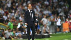 Массимилиано АЛЛЕГРИ: «Сейчас мы уже не можем думать о Роналду»