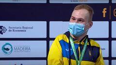 Украинцы Олейник и Остапченко завоевали серебряные медали Паралимпиады