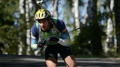 ЛЧМ-2021 по биатлону. Крчмарж выиграл гонку преследования