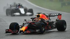 Общий зачет Формулы-1. Ферстаппен отыграл у Хэмилтона 5 очков
