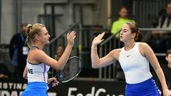 Dream Team. Костюк и Ястремская вместе сыграют в парном разряде US Open