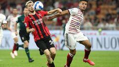 Милан – Кальяри – 4:1. Видео голов и обзор матча