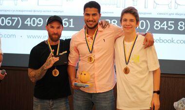 В Одессе cостоялся 11-й международный чемпионат по сквошу