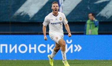 Лидер ЦСКА станет одноклубником Андрея Ярмоленко