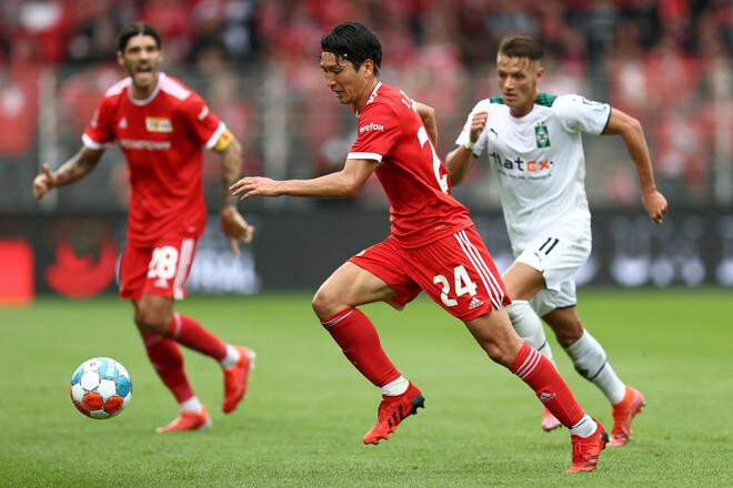 Унион Берлин – Боруссия Менхенгладбах – 2:1. Видео голов и обзор матча