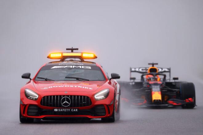 Ф-1 объяснила, почему не перенесла гонку в Бельгии на понедельник