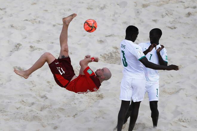 Завершился ЧМ-2021 по пляжному футболу, который бойкотировала Украина
