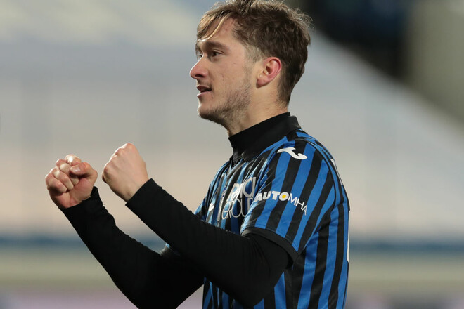 Милан может подписать российского хавбека Аталанты