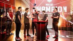 Команда mouz NXT – победитель первого сезона WePlay Academy League