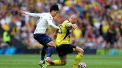 Тоттенхэм — Уотфорд — 1:0. Видео гола и обзор матча