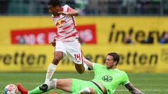 Вольфсбург — Лейпциг — 1:0. Відео голу і огляд матчу