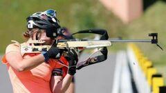 Юлия ДЖИМА: «Целый финишный круг вспоминала финал суперспринта»
