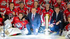 Донбасс стал победителем домашнего турнира Кубок Донбасса