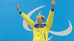 Плавання. Українець Веракса став віце-чемпіоном Паралімпіади