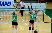 Стартовал третий этап женского Кубка Украины