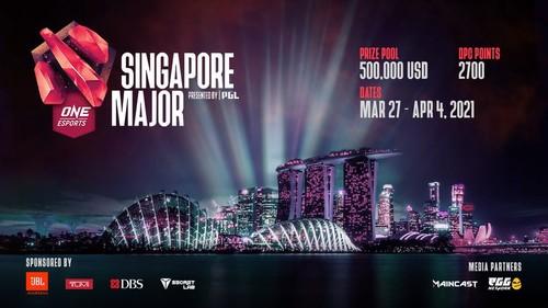 Первый мейджор по Dota 2 состоится в Сингапуре